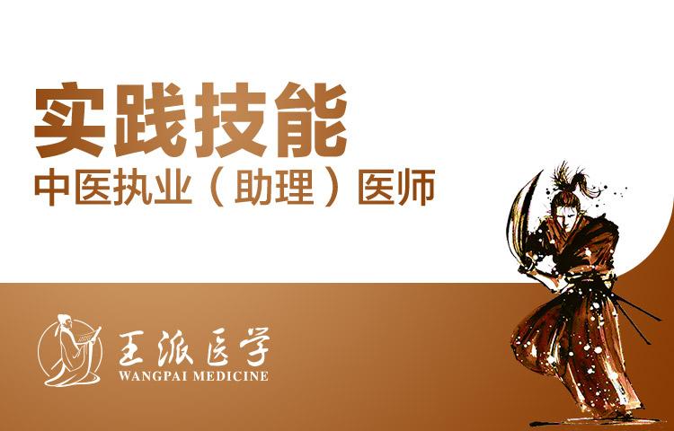 中医执业医师-实践技能